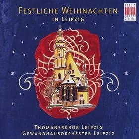 Thomanerchor , Hannes Kästner , Erhard Mauersberger - In Dulci Jubilo- Der Thomanerchor Singt Zur Weihnachtszeit
