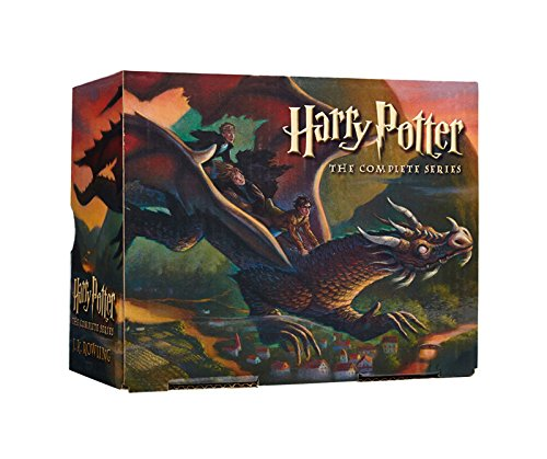 Free download [pdf] harry potter paperback boxed set: books #1-7 read….