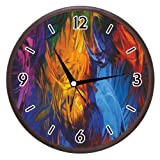 Wall Clocks - Printland Mesmerizing Wall Clock