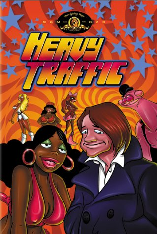 Heavy Traffic [DVD] [1973] [Region 1] [US Import] [NTSC]