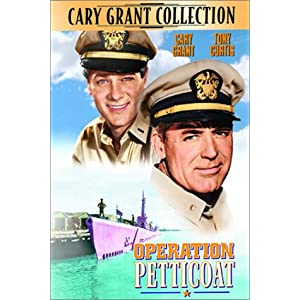 Operation Pettycoat starring Tony Curtis.