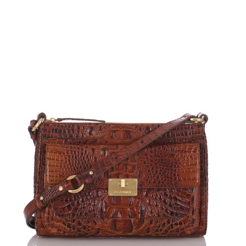 Rosie Shoulder Bag<br>Pecan Melbourne