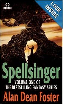 Spellsinger (8 Books) Mp3 - Alan Dean Foster