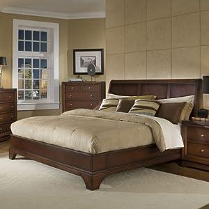 Hampton Panel Bed Size: Queen