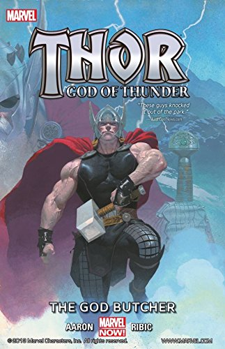 Thor: God of Thunder Vol. 1: The God Butcher (Thor The God Butcher compare prices)