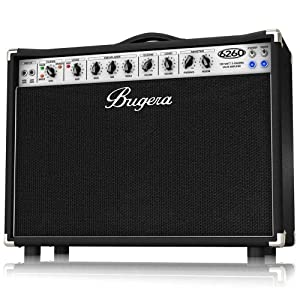 Bugera 6260-212 120-Watt 2-Channel Valve Combo with Reverb