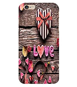 LOVE Designer Back Case Cover for Apple iPhone 5::Apple iPhone 5S