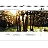 Golfkalender 2016 - Oktober (Golf- und Landclub Semlin am See)
