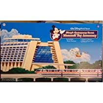 Big Sale Best Cheap Deals WALT DISNEY WORLD CONTEMPORARY RESORT PLAYSET