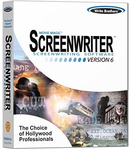 Movie Magic Screenwriter 6 (Mac) [Download] image