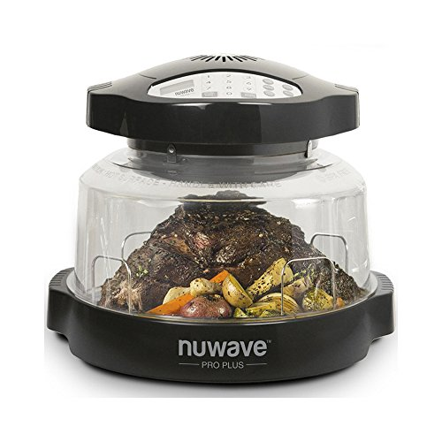 NuWave 20631 Oven Pro Plus, Black (Fryer Oven compare prices)