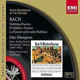 St Matthew Passion, BWV 244 (2001 - Remaster), Part II: Nr.51 Arie: Gebt mir meinen Jesum wieder! (Ba�/Siki Violine/Orchester II)