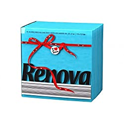 Renova Paper Napkins Red Label Type E, 320mm x 300mm, Blue
