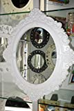 Exquisite French Style Wall Mounted Mirror, Shabby Chic, Elegant French Decor