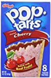 Kelloggs Frosted Cherry Pop Tarts 416 g (Pack of 2)