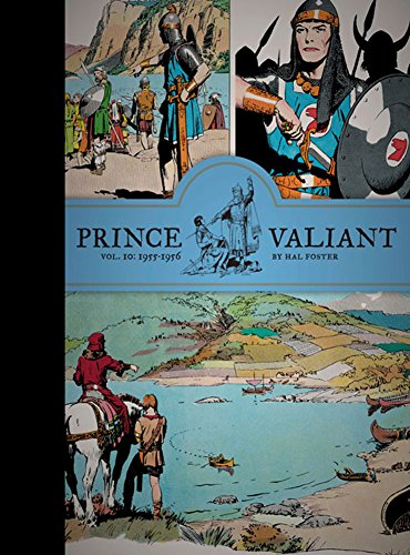 Prince Valiant HC 10 1955-1956