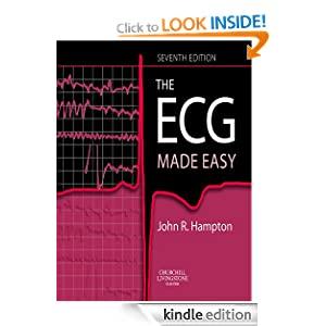 the ecg made easy ebook john r hampton amazon co uk