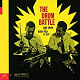 echange, troc Gene Krupa & Buddy Rich, Gene Krupa & Buddy Rich, Buddy Rich, Hank Jones, Flip Phillips - The Drum Battle