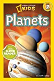 Elizabeth Carney Planets (National Geographic Readers: Level 2)