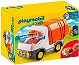 Playmobil 626621 - 1.2.3 Camión De Basura