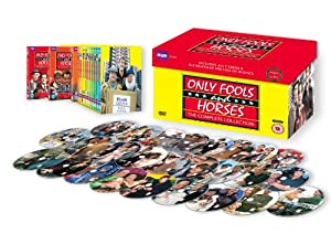 Only Fools and Horses - The Complete Collection (26 disc Box Set) [Region 2] [UK Import]