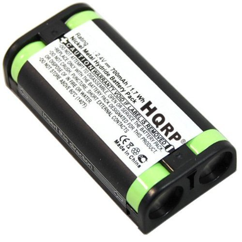 Hqrp Battery Compatible With Sony Mdr-Rf925 Mdr-Rf925R Mdr-Rf925Rk Mdr-Rf970 Mdr-Rf970Rk Wireless Stereo Headphone System Plus Hqrp Coaster