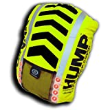 Respro Hi-Viz Vegas Hump Illuminated Rucsac Cover - Yellow