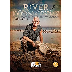 River Monsters: Season 5