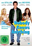 Nobody Knows Anything!