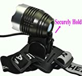 CREE XML T6 Bicycle Headlight LED 3 Files 1200 Lumens