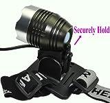 CREE XML T6 Bicycle Headlight LED 3 Files 1200 Lumens