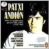 Patxi andion todas sus grabaciones para cbs y epic (1