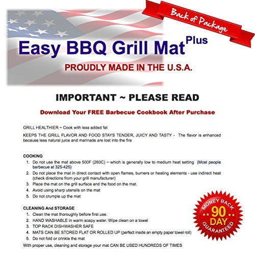 Check Out This Bbq Grill Mat Made In Usa Not Just For