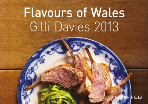 Flavours of Wales Calendar 2013