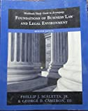 img - for Workbook / Study Guide to Accompany Foundations of Business Law and Legal Environment book / textbook / text book