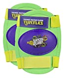 Teenage Mutant Ninja Turtles Kids Rollerskate, Junior Size 6-12 with Knee Pads