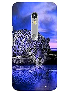 Motorola Moto X Force Back Cover Designer Hard Case Printed Cover