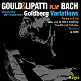 Bach : Variations Goldberg (1955). Gould.