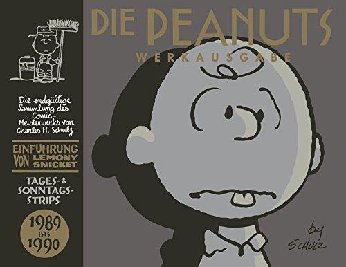 Peanuts Werkausgabe, Band 20: 1989-1990