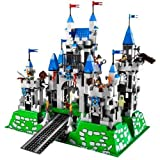 Special Edition Lego Knights Kingdom Kings Castle 10176 With 12 Minifigures