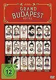 DVD & Blu-ray - Grand Budapest Hotel
