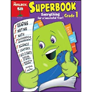 Mailbox Superbook Everything for a Successful Year! Grade 1