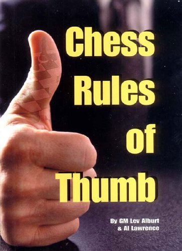 Chess Rules of Thumb