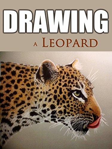 Clip: Drawing a Leopard
