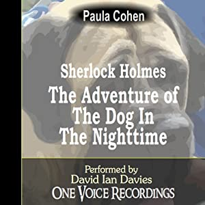 Sherlock Holmes and the Dog in the Nighttime - Paula Cohen