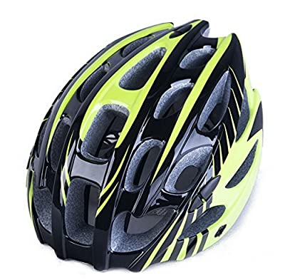 Hawkfish020 230g 28 Vents Ultra Light Weight Mens/Ladies Adult Bike BICYCLE Helmet -EPS Safety Helmet- Available in 3 Colours 57-62CM from Generic004