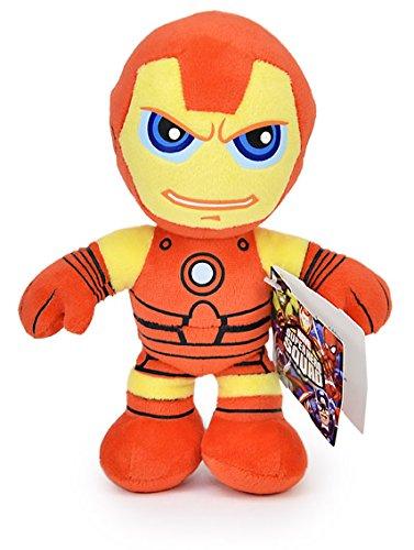 Peluche Iron Man Avengers Marvel Pupazzo cm. 20