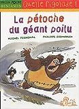 echange, troc Michel Piquemal, Philippe Diemunsch - La pétoche du géant poilu