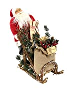 Decoracion Navideña Figura Papá Noel
