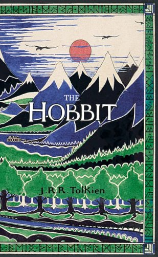 "The Hobbit, or, ""There and back again"" (en anglais)"